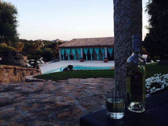 Lu Pastruccialeddu: Perfect view...