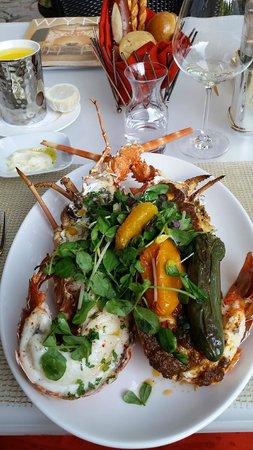 Encore At Wynn  Las Vegas: The Lobster duo