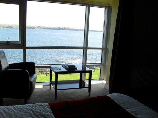 Armada Hotel: Lovely sea view