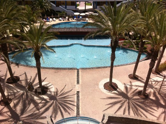 Hotel R2 Pajara Beach Hotel & Spa : Vue hôtel