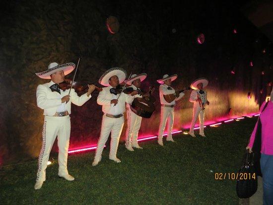 Grand Velas Riviera Maya: Entertainment