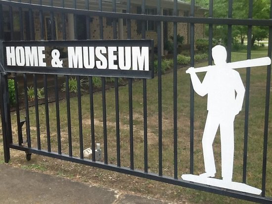 Adamsville, TN: Outside Museum House