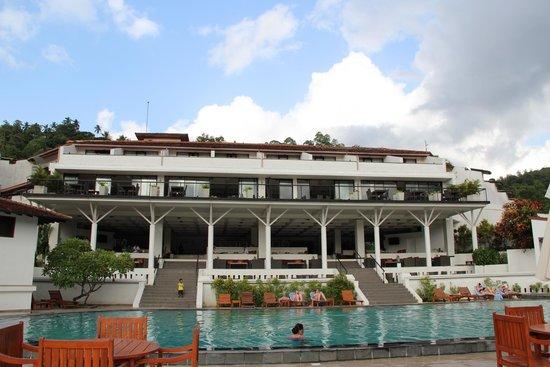 Cinnamon Citadel Kandy: The Pool
