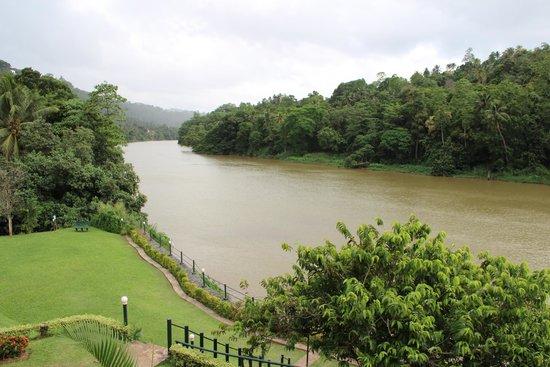 Cinnamon Citadel Kandy : Mahaweli River