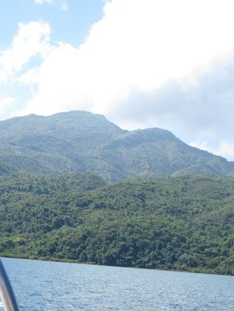 Labadee: Mountains of Haiti