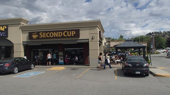 ‪Second Cup Coffee‬