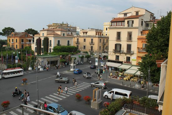 Palazzo Jannuzzi Relais : Вид из номера
