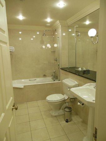 Mount Juliet Estate : Bagno non nuovissimo ma funzionale e pulito
