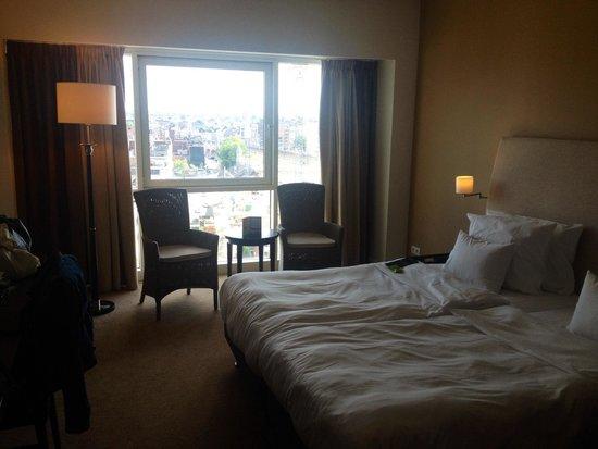 Lindner Hotel & City Lounge Antwerpen: DZ