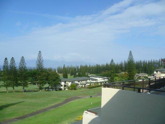 The Kapalua Villas, Maui: Vistas desde la habiación