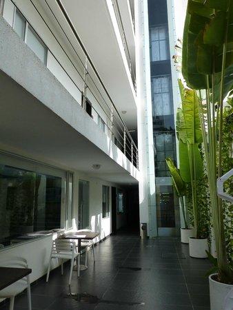 Hotel Or Cartagena: INTERIOR DEL HOTEL