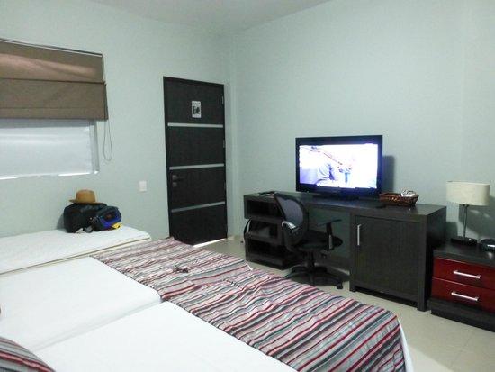 Hotel Or Cartagena: HABITACION