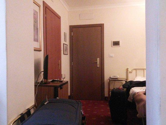 Hotel San Giusto: Small single room