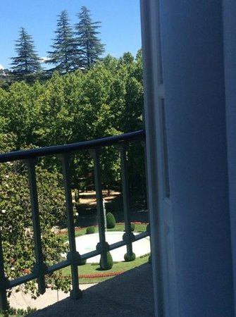 Vidago Palace Hotel : View from room