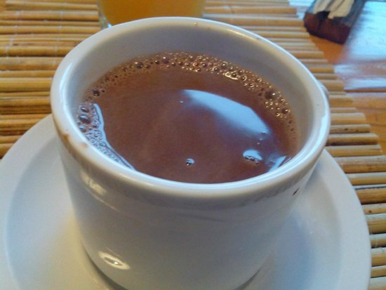 Peninsula Petit Hotel: chocolate