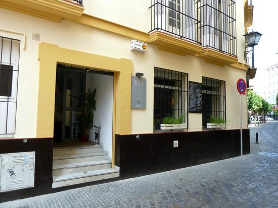 Mechela Restaurante : Restaurante Mechela - Sevilla