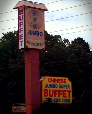 Super Jumbo Chinese Buffet