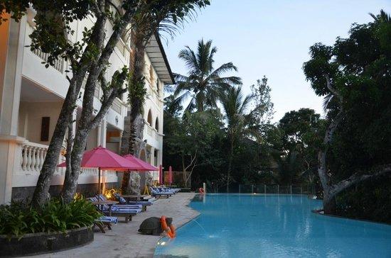Ayung Resort Ubud: Poolside