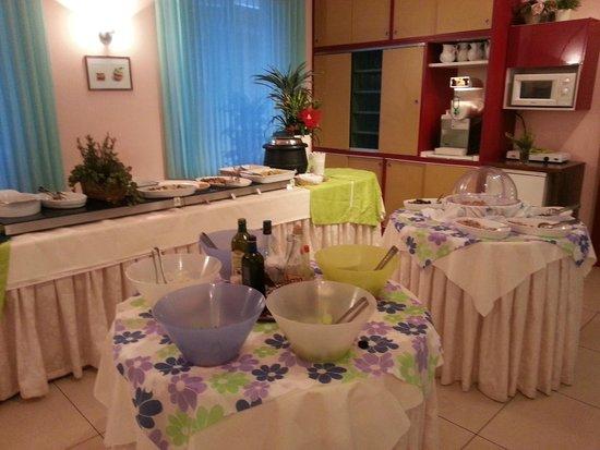 Hotel Luxor : La sala