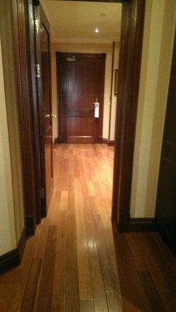 Harvey's Point: Hallway