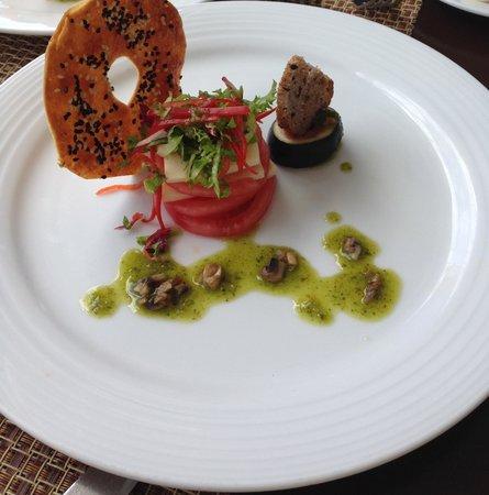 Hyatt Zilara Cancun : Wedding tasting 1