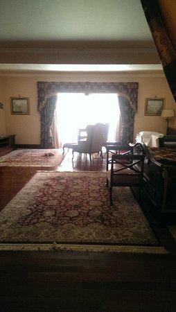 Harvey's Point: Bedroom