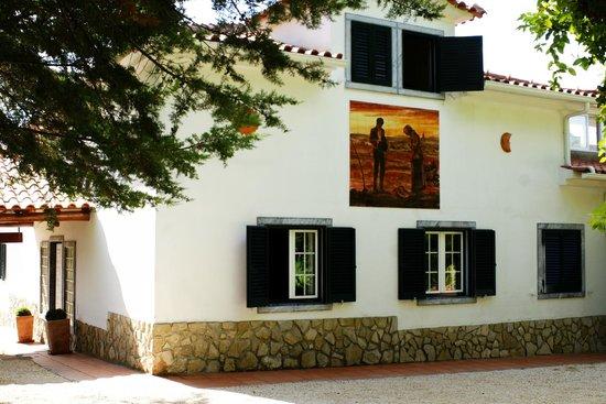 Quinta Verde Sintra: the main house