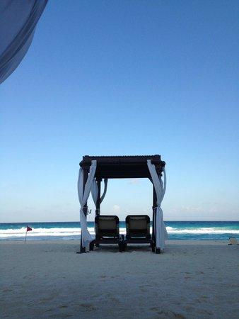 Hyatt Zilara Cancun : Beach