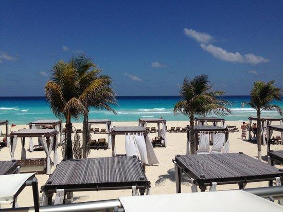 Hyatt Zilara Cancun : View from pool