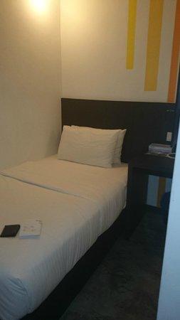 Grid 9 Hotel: 2tes Einzelzimmer
