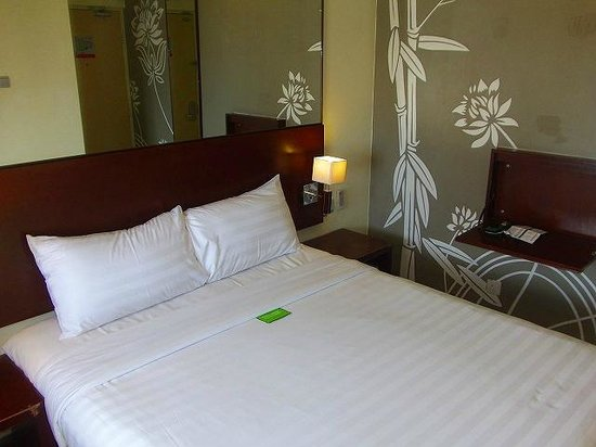 Tune Hotel Georgetown Penang: 客室