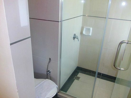 Tune Hotel Georgetown Penang: バスルーム