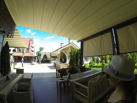Galeon Residence & Spa : Restaurant
