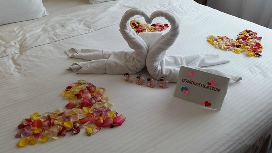 Ipoh French Hotel : Our surprise after the wedding