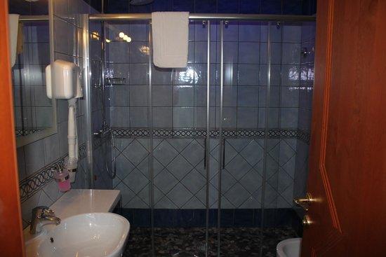 Floridiana Hotel: Ванная комната