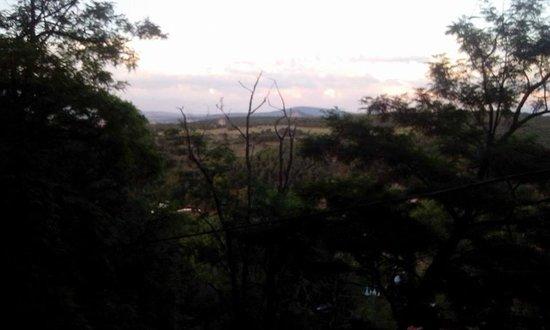 Parador de Soria : Vistas desde la habitación