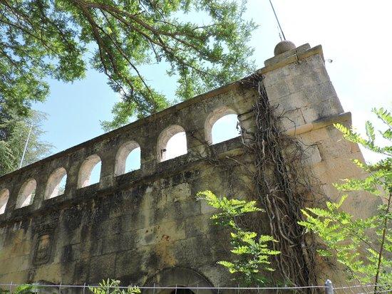 Parador de Soria : Alrededores en el Parque del Castillo