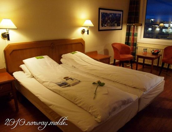 Quality Hotel Alexandra: 객실 사진 (커넥팅룸)