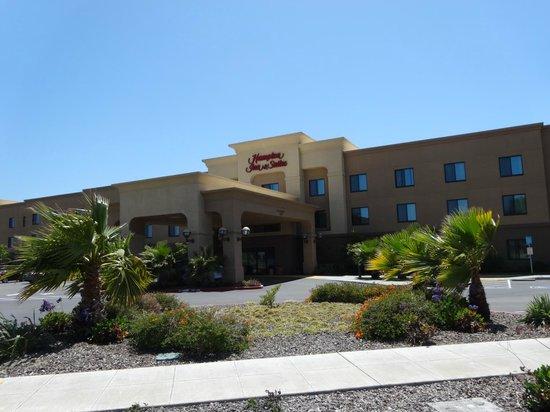 Hampton Inn & Suites Oakland Airport-Alameda : Hotel