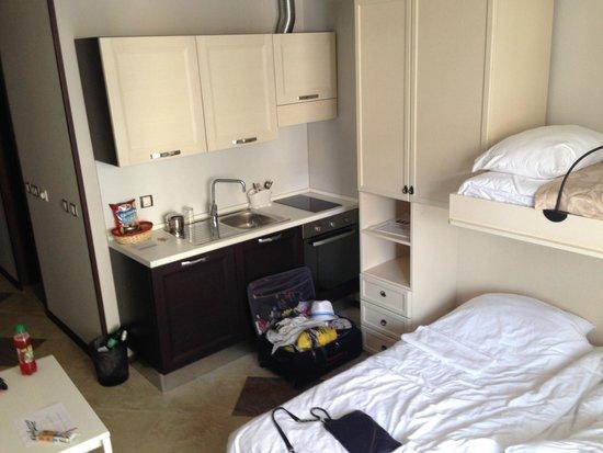 Galeon Residence & Spa : Room - studio