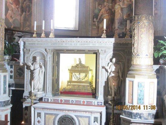 San Pedro Encadenado (San Pietro in Vincoli): Katedral