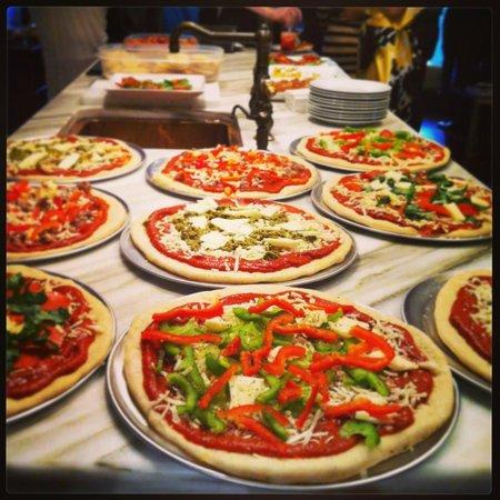 Villa D'Citta: Brick-Oven Pizza