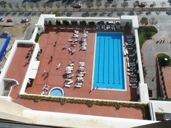 Istanbul Marriott Hotel Asia: 2-й этаж