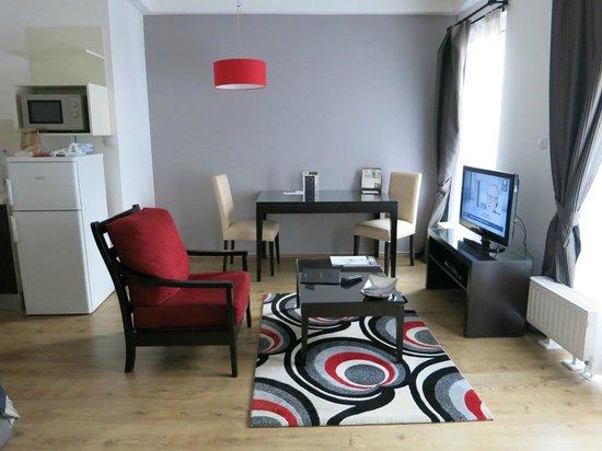Fraser Residence Budapest: номер