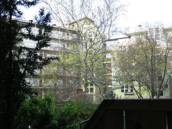 Fraser Residence Budapest: вид из номера