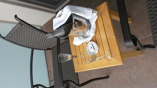 Kaya Palazzo Golf Resort : balcony