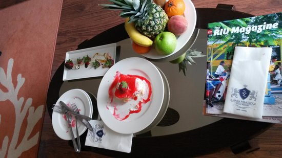 Hotel Riu Kaya Palazzo : our treats