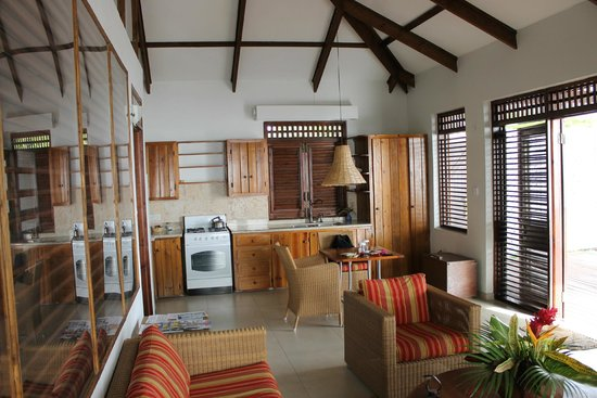 Stonefield Estate Resort: Flamboyant Villa