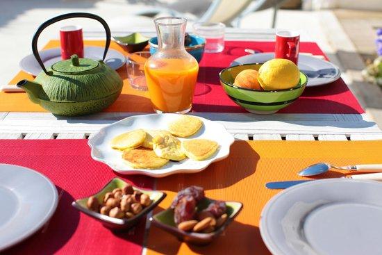 Face au Soleil : Petit déjeuner énergétique, garanti sans conservateur et sans additifs !