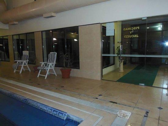 El Mirador Hotel and Spa: piscina